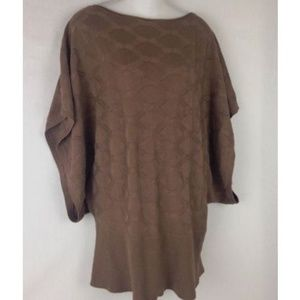 Daisy Fuentes Batwing Blouse